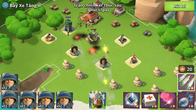 Hình ảnh XHCp5dp của Tải game Boom Beach - Xây dựng và đánh chiếm căn cứ trên đảo tại HieuMobile