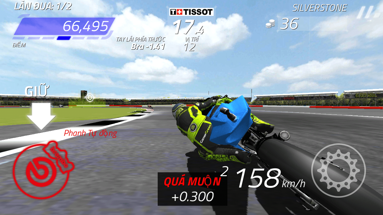 Tải game MotoGP Race Championship Quest