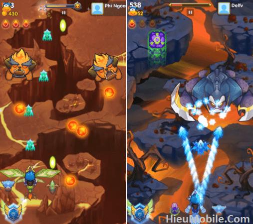 Hình ảnh Xb65LA7 của Lộ hình ảnh gameplay Phi Đội Mobile trước ngày ra mắt chính thức tại HieuMobile