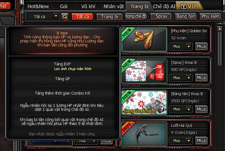 Hình ảnh của Lợi ích của trang bị Nhẫn Rắn trong game Đột Kích tại HieuMobile