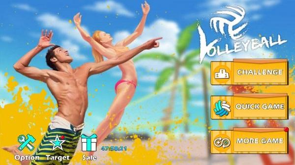 Hình ảnh Xki2OHe của Tải game Beach Volleyball - Bóng chuyền bãi biển 3D tại HieuMobile