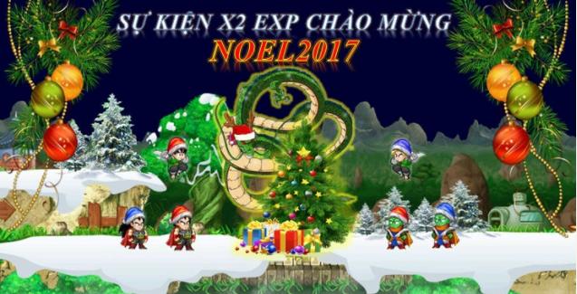Hình ảnh XktYmAc của Một số hoạt động trong sự kiện Noel 2017 của Ngọc Rồng Online tại HieuMobile