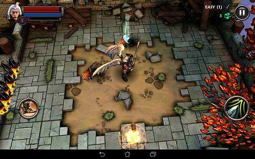 Hình ảnh XxyFVKk của Tải game Soulcraft - Nhập vai RPG ảo tưởng hấp dẫn tại HieuMobile