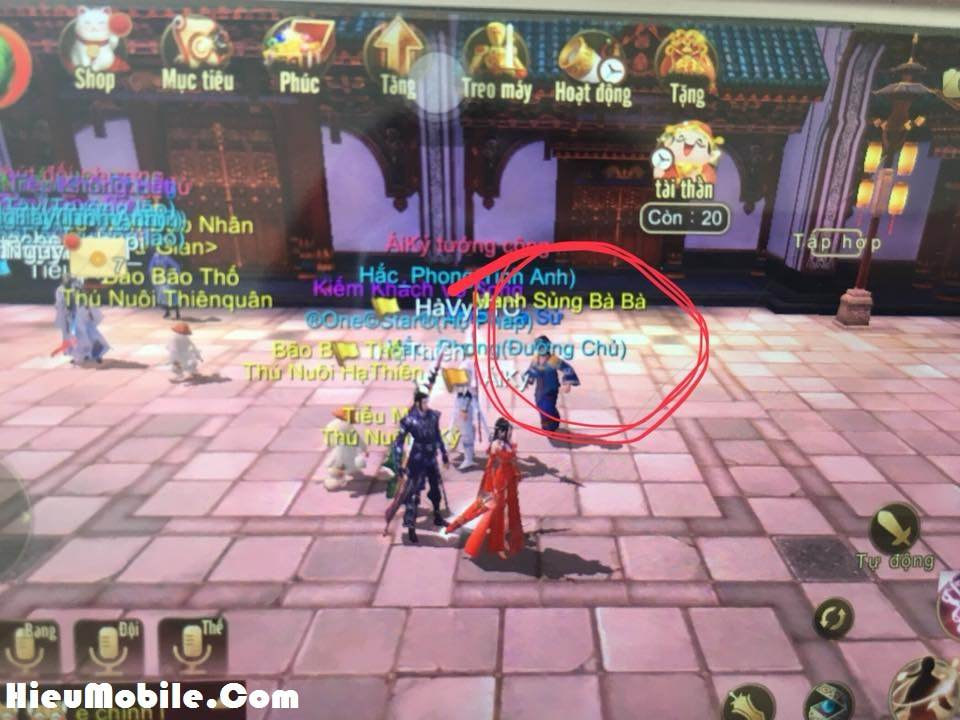 Hình ảnh Y97UvsX 1 của Nhiệm vụ ẩn Manh Sủng Bà Bà trong game Tru Tiên 3D tại HieuMobile