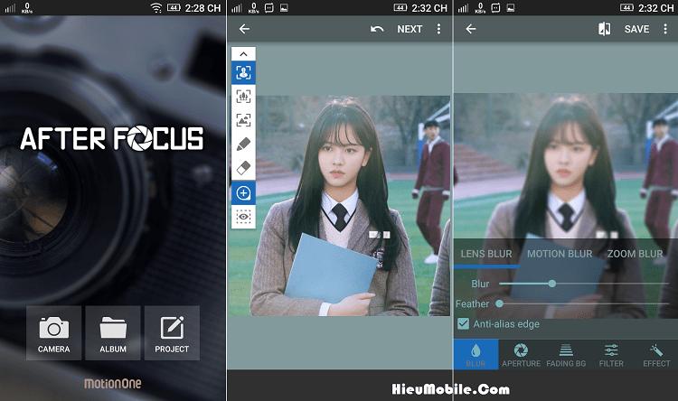 Hình ảnh YE3XxNj của Tải AfterFocus - Ứng dụng làm hình ảnh đẹp hơn cho điện thoại tại HieuMobile