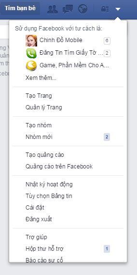 Chặn tin nhắn quảng cáo, tin nhắn rác trên Facebook