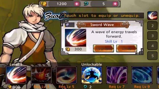 Hình ảnh YizPZaP của Tải game The Undead King of Swords - Kiếm sĩ trung cổ tại HieuMobile