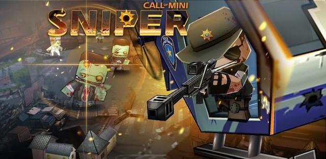 Ảnh bìa trong game Call Of Mini: Sniper