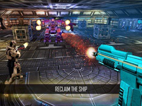 Hình ảnh YuPoR7p của Tải game Reborn Robot Legacy - Robot bắn súng viễn tưởng tại HieuMobile