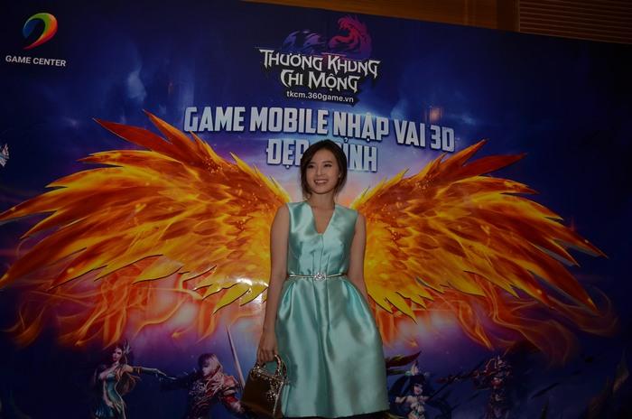 Lễ ra mắt game Thương Khung Chi Mộng