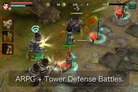 Hình ảnh ZfNGRJm của Tải game Taoist vs Zombies - Phòng thủ chiến đấu diệt cương thi tại HieuMobile