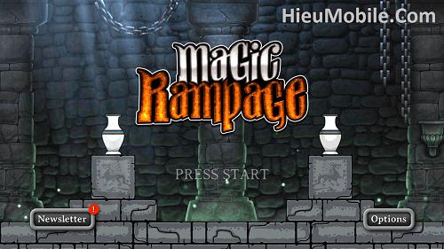 Hình ảnh Zs2tzE2 của Tải game Magic Rampage - Phù thủy đại chiến thây ma tại HieuMobile