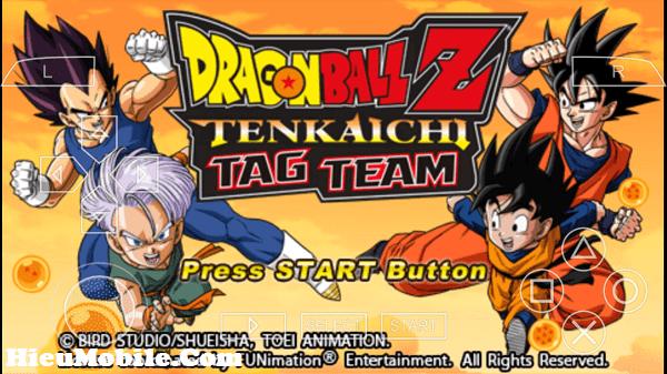 Hình ảnh a1FlswU của Tải game Dragon Ball Z Tenkaichi Tag Team cho điện thoại Android tại HieuMobile