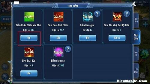 Hình ảnh a2YaEAa của Chia sẻ kinh nghiệm cày tiền trong game Thiện Nữ Mobile tại HieuMobile