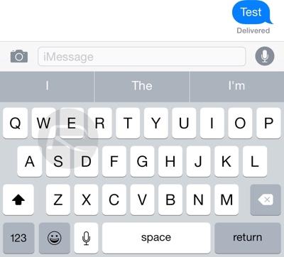 Sửa lỗi thiết bị IOS tắt máy khi nhận được tin nhắn
