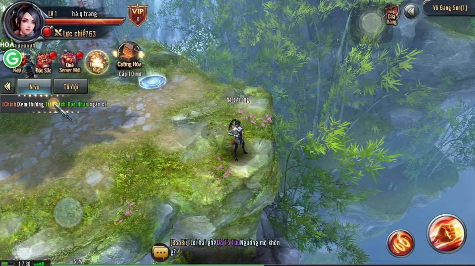 Hình ảnh trong game Ỷ Thiên Đồ Long Ký Mobile