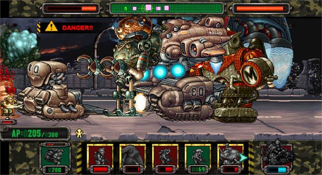 Hình ảnh game Metal Slug Attack