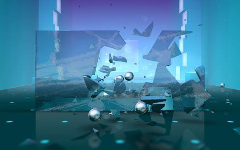 Hình ảnh b6Rc1Pg của Tải game Smash Hit - Siêu phẩm gây ức chế chỉ đứng sau Flappy Bird tại HieuMobile