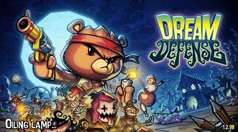 Hình ảnh trong game Dream Defense - Phòng thủ giấc mơ tại HieuMobile