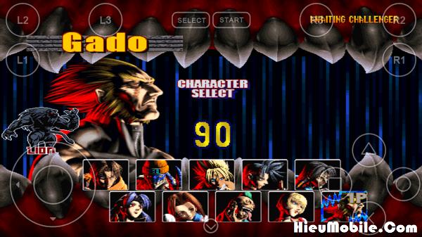 Hình ảnh b8xAZlZ của Tải game Bloody Roar 2 - Đấu trường thú cổ điển tại HieuMobile