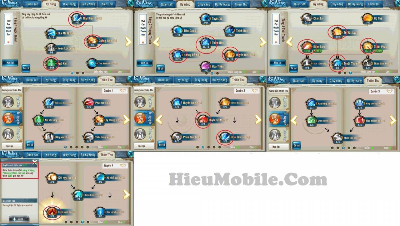 Hình ảnh bLFpcL8 của Cao thủ chia sẻ cách tăng skill phái Thanh Vân Môn game Tru Tiên 3D tại HieuMobile