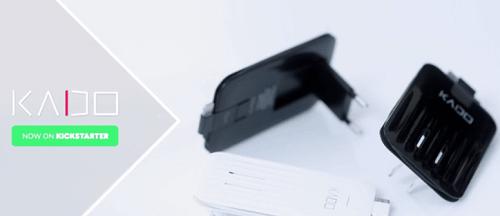 Hình ảnh bgJzIKe của Kado tiếp tục ra mắt bộ sạc điện thoại mỏng nhất thế giới tại HieuMobile