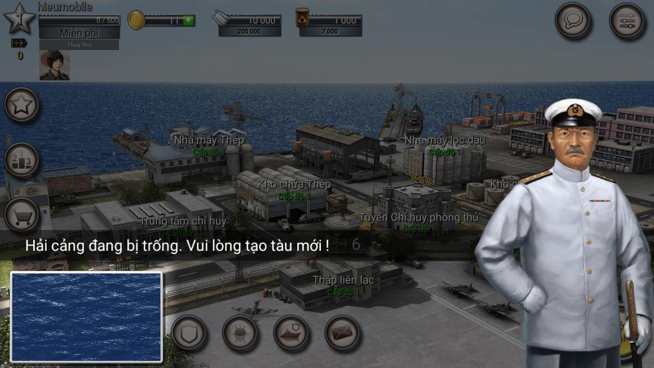 Hình ảnh bthSgBV của Tải game Navy Field - Thủy chiến thế giới thứ 2 tại HieuMobile