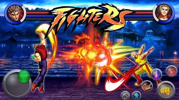 Hình ảnh buoVIvj của Tải game The King Fighters of KungFu - Vua Kungfu tại HieuMobile