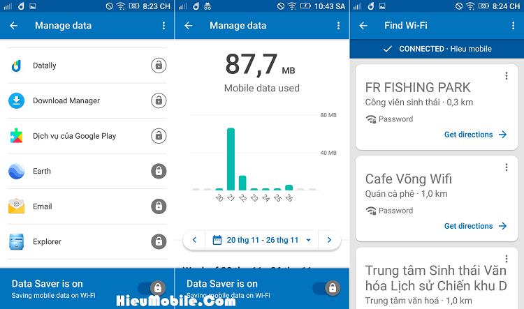 Hình ảnh cNWY9hv của Tải Datally - Tiết kiệm dữ liệu di động và tìm Wifi miễn phí tại HieuMobile