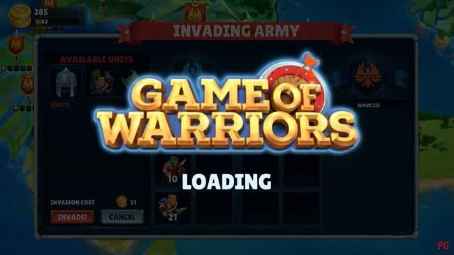 Hình ảnh chV66gv của Tải game Game of Warriors - Chiến tranh của các đế chế tại HieuMobile