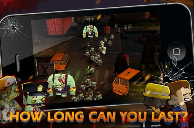 Zombie đang kéo đến - Call Of Mini: Sniper