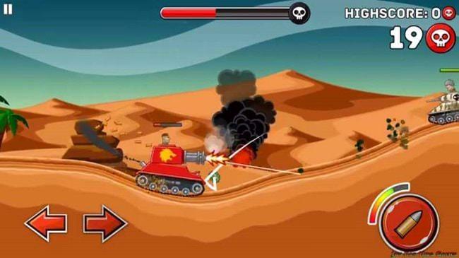 Hình ảnh d1OLxJs của Tải game Hills of Steel - Bắn xe tăng trên đồi cát tại HieuMobile