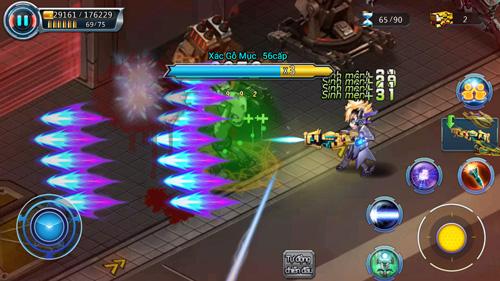 Tải game Zombie War