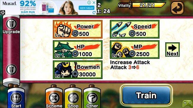 Hình ảnh dnZmYY9 của Tải game Samurai Defender with Ninja - Samurai bảo vệ toà thành tại HieuMobile