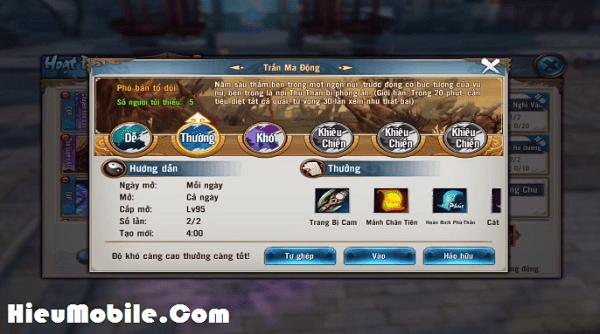Hình ảnh drtc6Um của Cách kiếm tiền trong Tru Tiên 3D Mobile mà không cần nạp thẻ tại HieuMobile