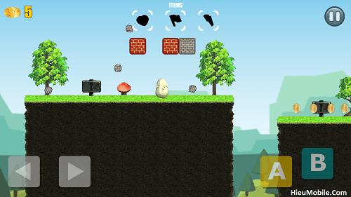 Hình ảnh dx43Wb5 1 của Tải game Egg World - Cuộc phiêu lưu của quả trứng tại HieuMobile