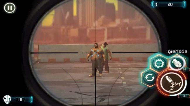 Hình ảnh eEHwSZp của Tải game Zombie Reaper 3 - Bắn súng phòng thủ zombie tại HieuMobile