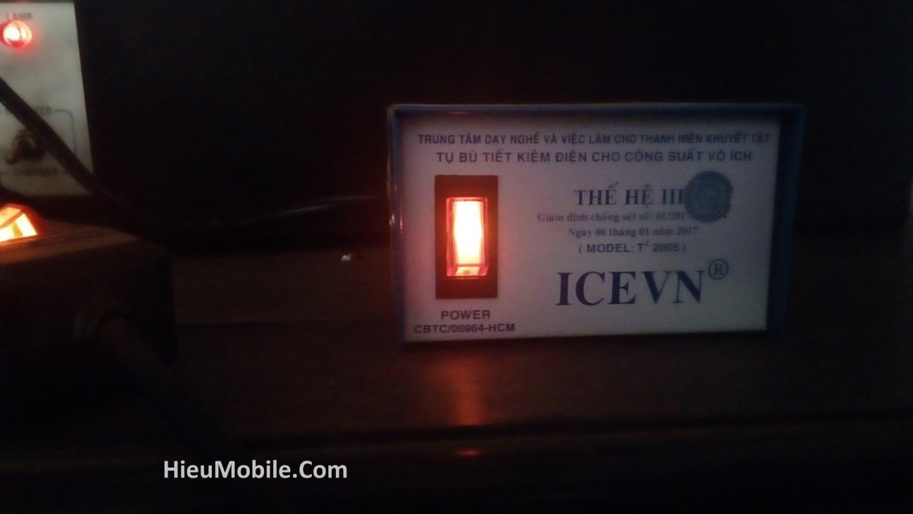 Hình ảnh ecBwNnM của Đánh giá sản phẩm Tụ Bù Tiết Kiệm Điện ICEVN sau 2 tháng sử dụng tại HieuMobile