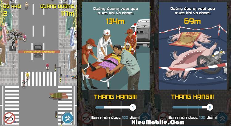Hình ảnh esncqkj của Tải game Còi To Cho Vượt - Game phản ánh giao thông Việt Nam tại HieuMobile