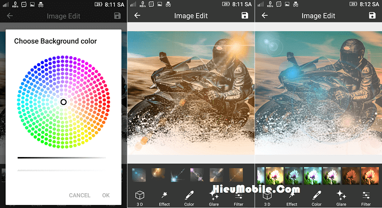 Hình ảnh eupqbLp của Tải Pixel Effect: Photo Editor - Hiệu ứng tan biến mây khói cho hình ảnh tại HieuMobile