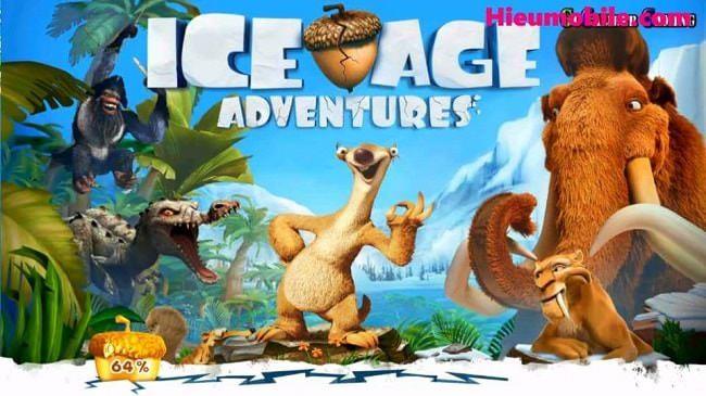 Hình ảnh evqiSRU của Tải game Ice Age Adventures - Quản lý vườn thú kỷ băng hà tại HieuMobile