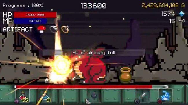 Hình ảnh f7XvULb của Tải game Buff Knight Advanced - Retro RPG Runner tại HieuMobile