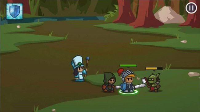 Hình ảnh fIPrSMY của Tải game Battleheart - Dàn trận thủ thành chống đội quân quái vật tại HieuMobile