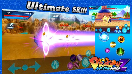 Hình ảnh fhtRVzg của Tải game Vegeta Dragon Saiyan Super Z – Vegeta tìm ngọc rồng tại HieuMobile