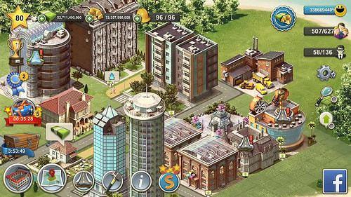 Hình ảnh g8FUN2T của Tải game City Island 4 - Xây dựng thành phố trên các hòn đảo tại HieuMobile