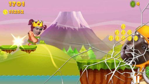 Hình ảnh trong game PowPew - Ghép mặt phiêu lưu