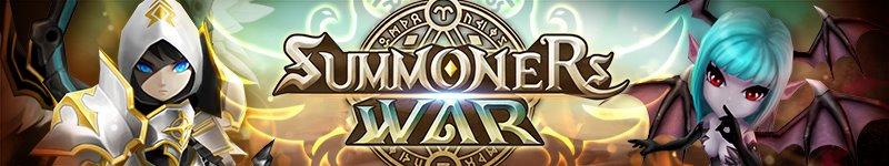 Ảnh bìa trong game hành động Summoners War: Sky Arena ở HieuMobile