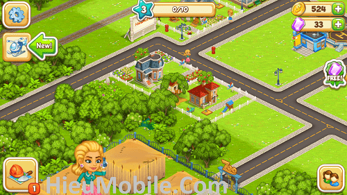 Hình ảnh gq6BkYk của Tải game Cartoon City 2: Farm to Town - Thị trấn nông trại tại HieuMobile
