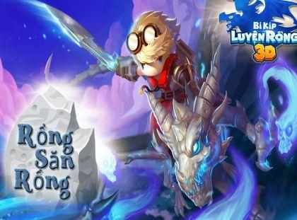 Rồng Săn Rồng trong Bí Kíp Luyện Rồng 3D Mobile