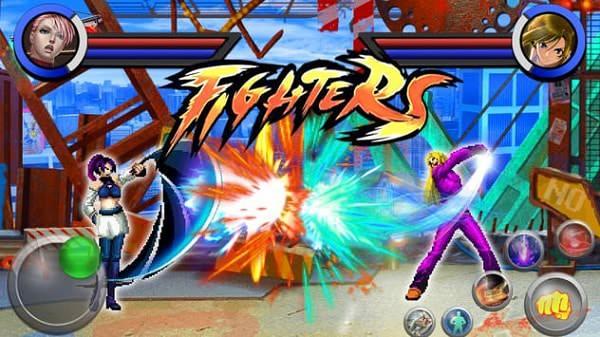 Hình ảnh h2rqv7b của Tải game The King Fighters of KungFu - Vua Kungfu tại HieuMobile